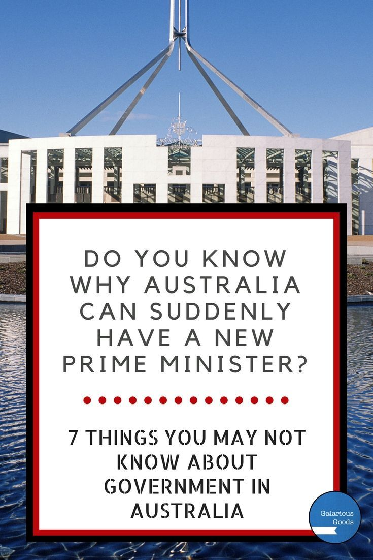 Government and civics education - what do you know about government in Australia?