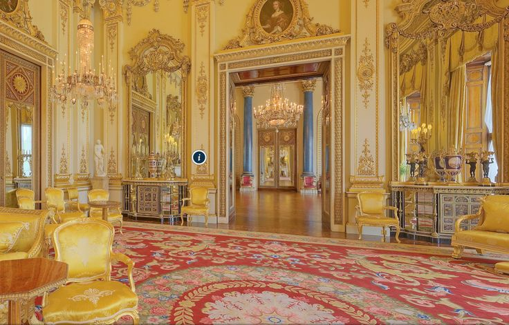 anmer hall interior photos | BUCKINGHAM PALACE: New Images ...