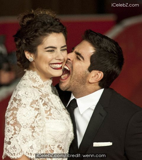 Eli Roth and Lorena Izzo at the 8th Rome Film Festival - 'The Green Inferno' - Red Carpet Arrivals See more Pic. http://www.icelebz.com/events/eli_roth_and_lorena_izzo_at_the_8th_rome_film_festival_-_the_green_inferno_-_red_carpet_arrivals/