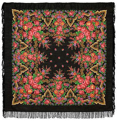 pavlovo shawl