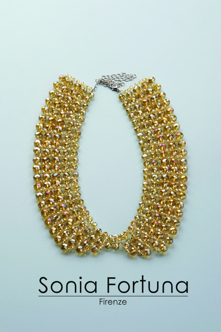 Sonia Fortuna Accessory Necklace  Spring Summer Collection 2015