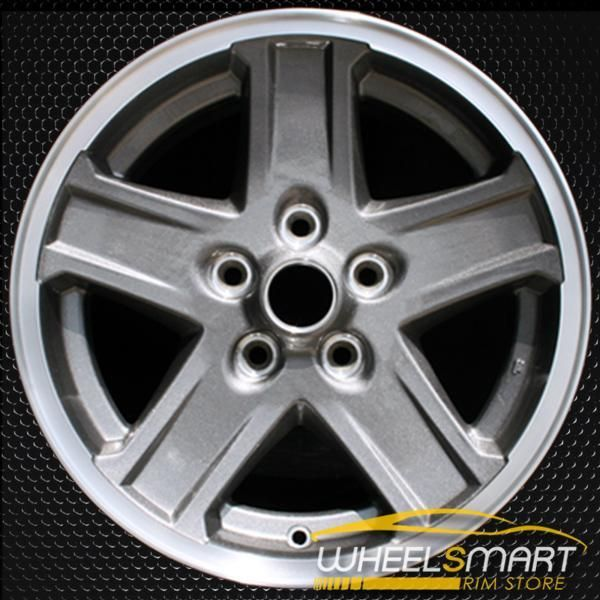 16 Jeep Liberty Oem Wheel 2005 2006 Machined Alloy Stock Rim 9056