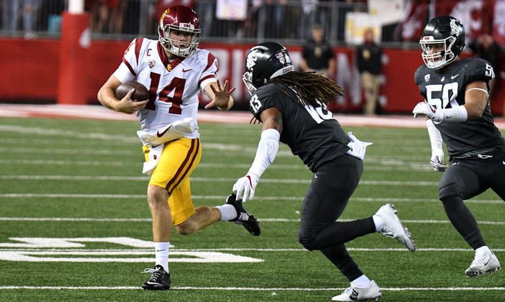 Oregon State arrives at perfect time for USC = USC's September stretch to open a much-anticipated 2017 season featured games against: last season's Cotton Bowl participant; a perennial Pac-12 title contender with.....