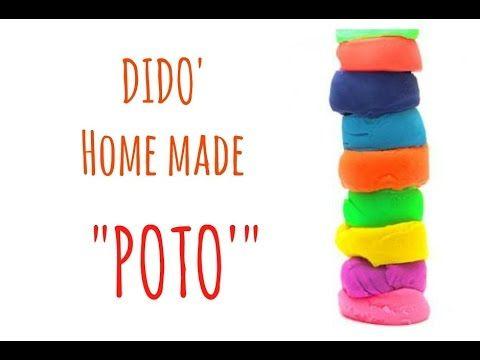 Didò fatto in casa /How to make Didò (Paste modellabili) Arte per Te - YouTube
