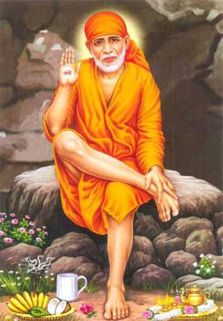 Image result for shirdi sai baba images