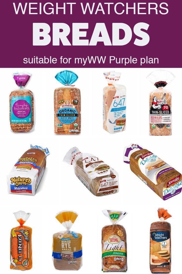 Pin on ww purple plan