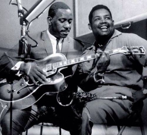 70sbestblackalbums: Wes Montgomery and Cannonball Adderley viajazzlincolncenter