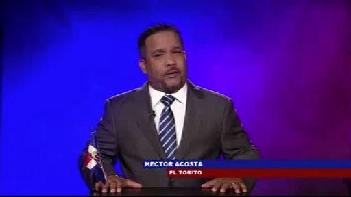"""¡El Pueblo Quiere Escucharlo Sr. Presidente! Mensaje De Hector Acosta """"El Torito"""" Para Danilo Medina Sobre La Delincuencia"""