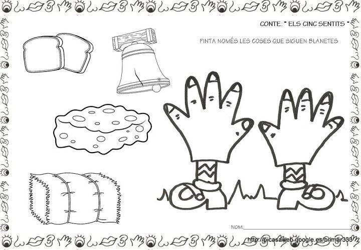 FITXES DEL CONTE DELS 5 SENTITS - brichi Monferrer - Álbumes web de Picasa