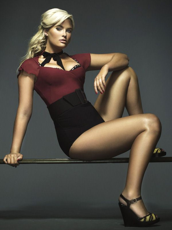 Whitney Thompson, my favorite model. Plus size 8 and has modeled for Forever 21...need I say more?
