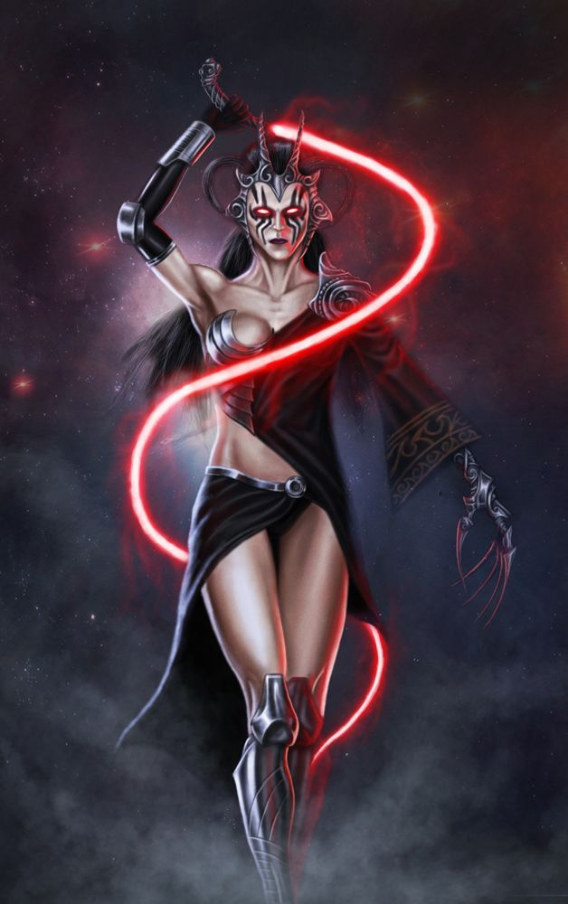 Darth Kridious by Elder-Of-The-Earth.deviantart.com on @deviantART