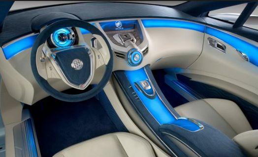 2018 Buick Avista interior, Specs Engine and  Release Date