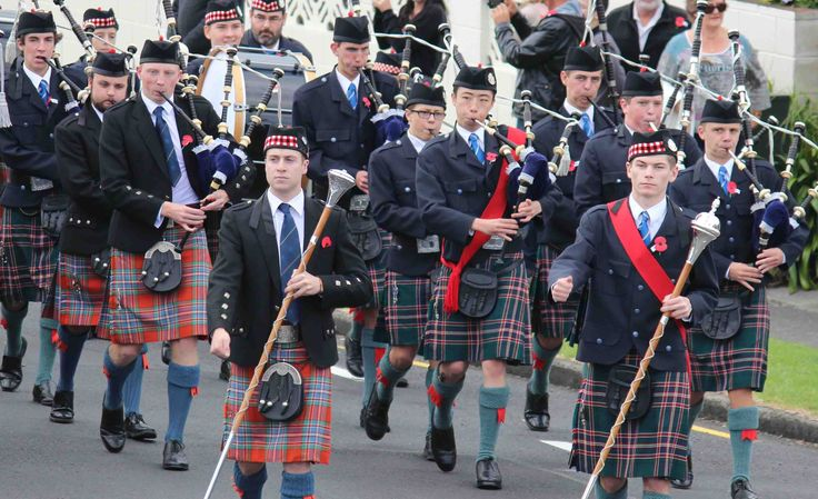 The Pipes and Drums of Saint Kentigern