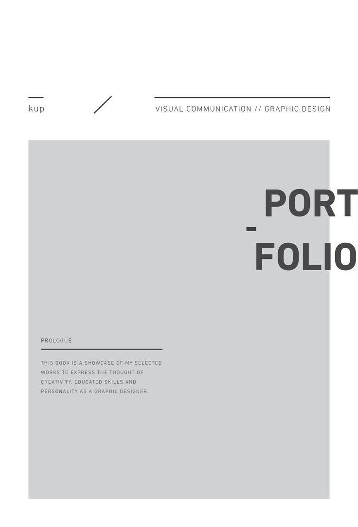 Kup/s portfolio Design portfolio 2014 #graphic #Works #Brochure #Magazine…