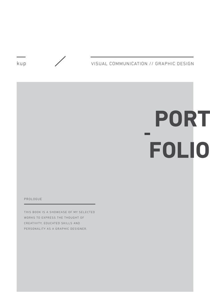 Kup/s portfolio Design portfolio 2014 #graphic #Works #Brochure #Magazine…