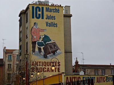 Marché de Clignancour