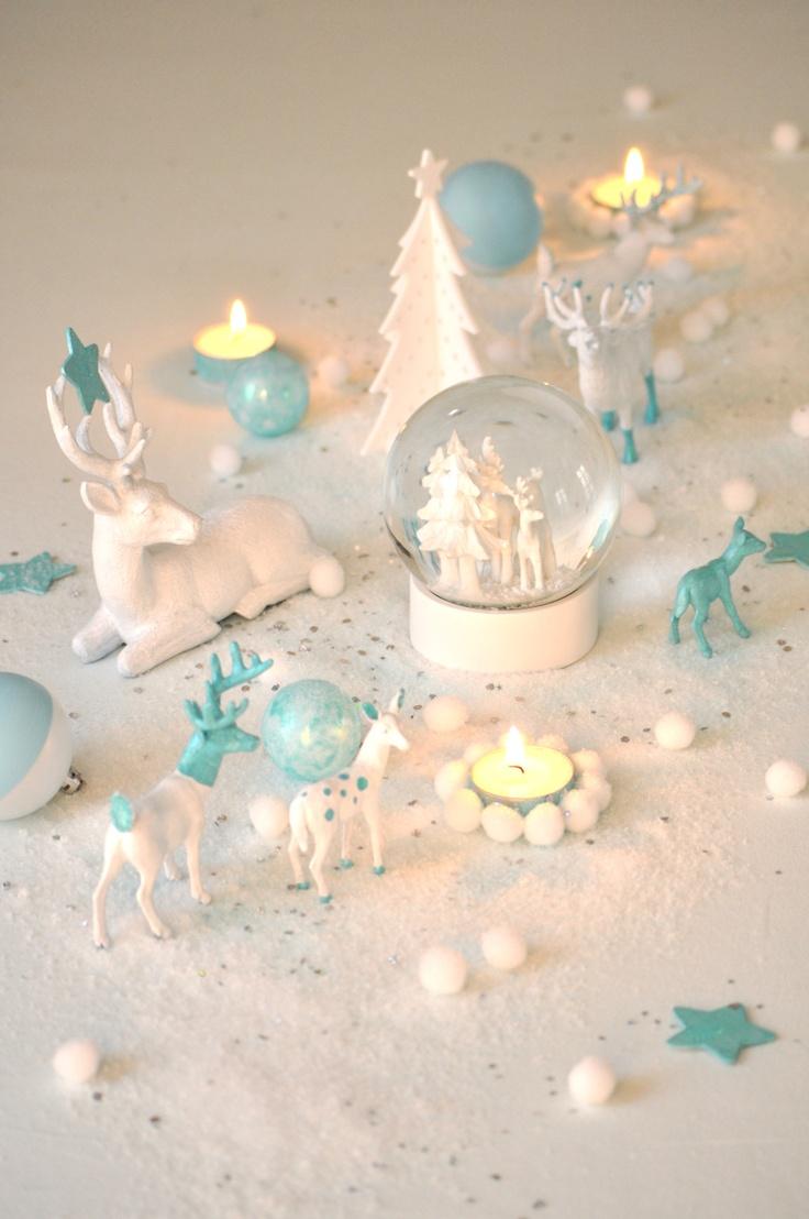 Enchantement pastel pour Noël