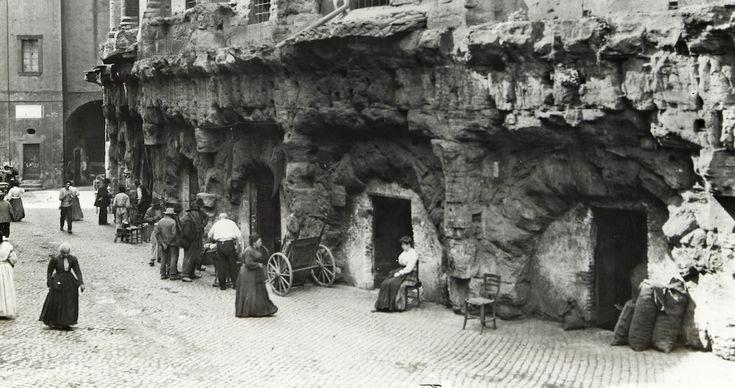 Teatro di Marcello (1900 ca)Roma Ieri Oggi | Roma Ieri Oggi