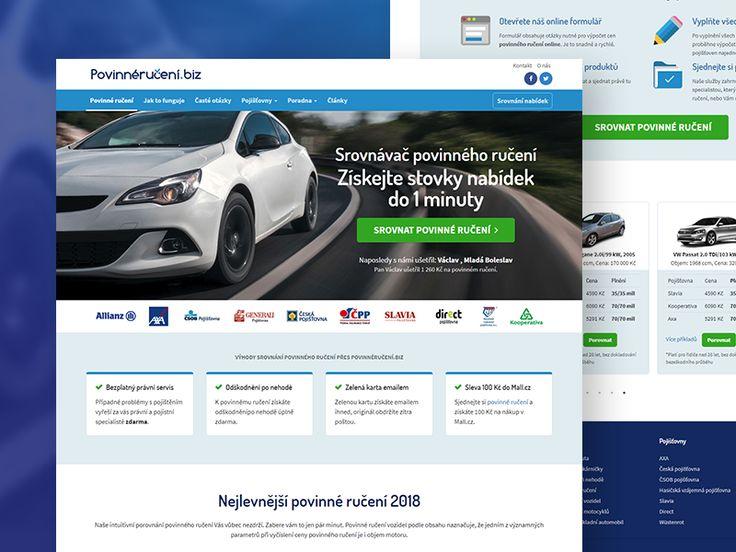 Car insurance website