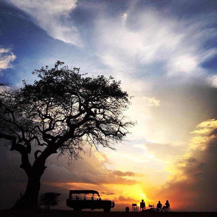 Richards Camp, Masai Mara Kenya