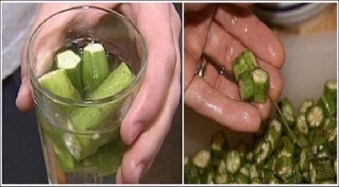 """Muita gente faz careta quando escuta falar do quiabo.É que a """"baba"""" que caracteriza esse vegetal não é bem tolerada por algumas pessoas.Mas é justamente graças à sua """"baba"""" que o quiabo tem muitas propriedades medicinais."""