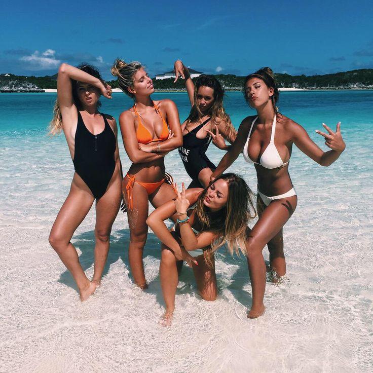 Tasha and Devin in the Bahamas