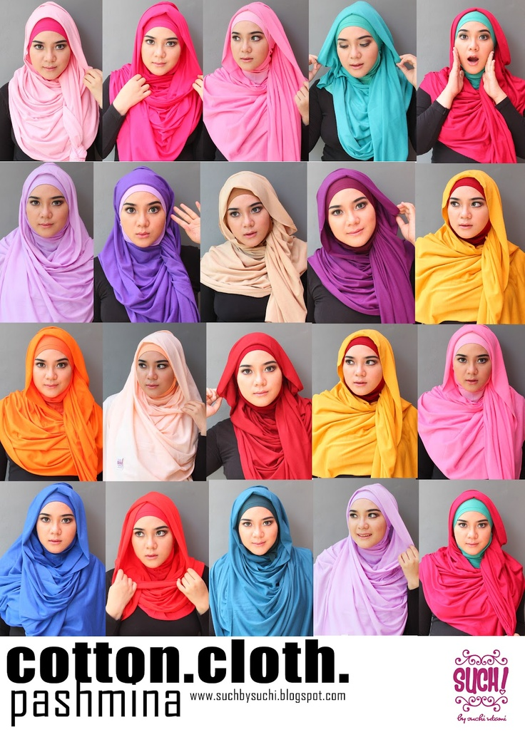 Such! by Suchi Utami. The Queen of Cotton Cloth Pashmina