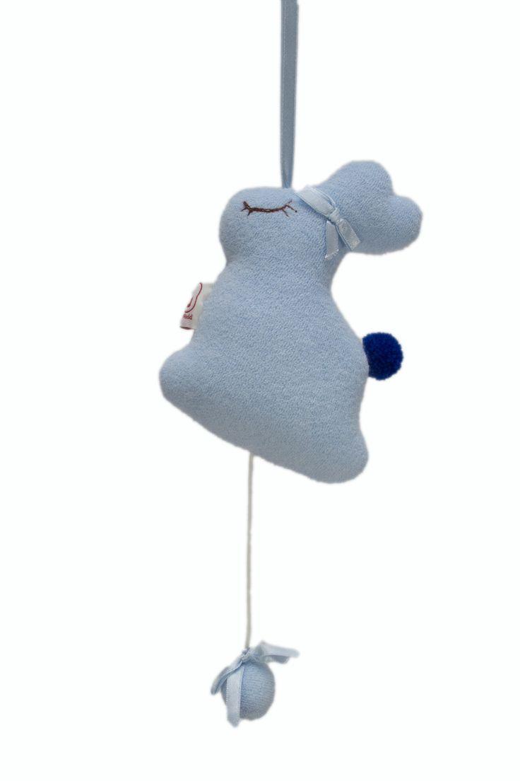 Musicbox Rabbit - Muziekdoosje Konijn  #fabsworld #nursery #decoration #decoratie #konijn #rabbit #musicbox #muziekdoosjes#knuffeltje #baby #kids #babyroom #kinderkamer #kidsdecor #newarrival #gift #kado #babyshower #babystuff #babyspullen #interior #inrichting #home    shop:www.fabsstore.com (ship worldwide)
