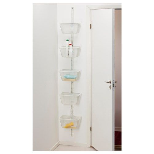 IKEA ALGOT raf ünitesi 30x22x196 cm