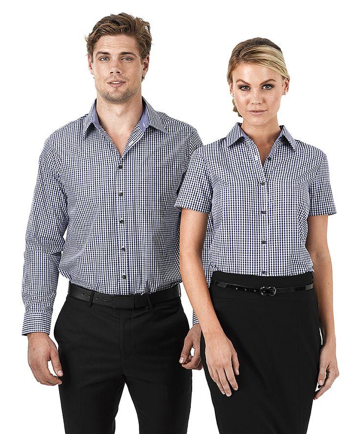 Mens Hudson Shirt - 5 Colours