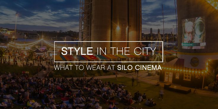 STYLE IN THE CITY AT SILO PARK – Taylor