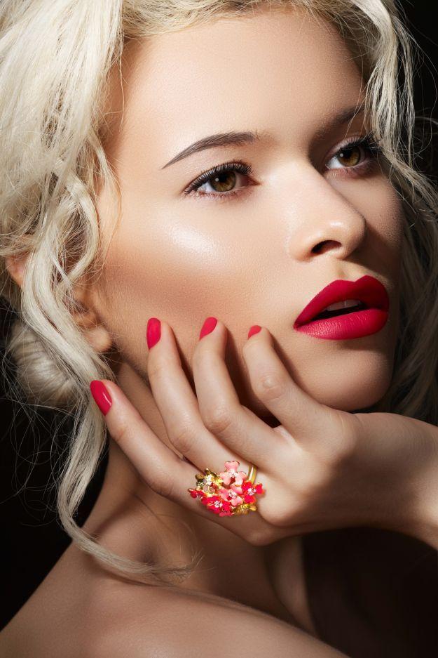 Чувственный макияж карих глаз ::: onelady.ru ::: #makeup #eyes #eyemakeup