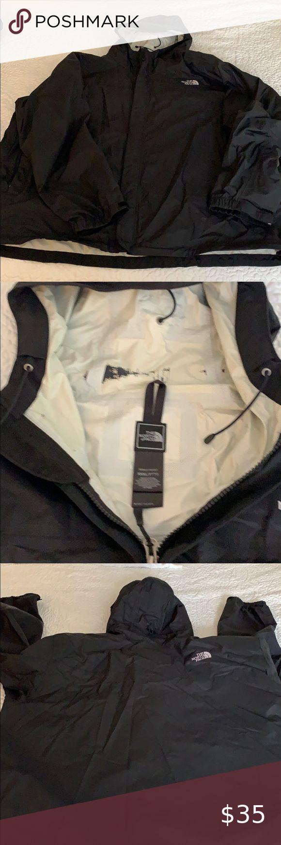 The Northface 3xl Rain Jacket Mens Rain Jacket Rain Jacket Jackets [ 1740 x 580 Pixel ]