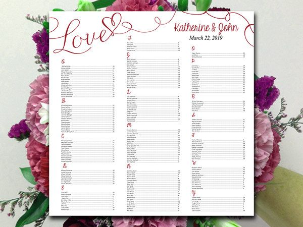 Top 17 idei despre Wedding Templates pe Pinterest Invitații de - free wedding seating chart templates