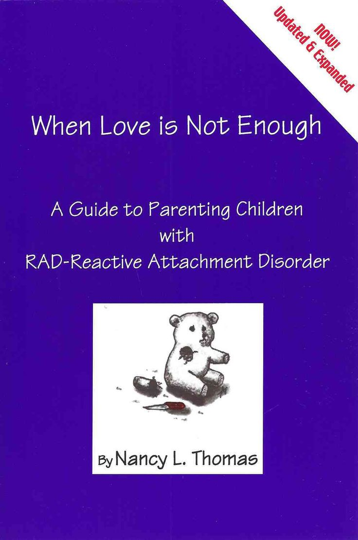 a study on reactive attachment disorder in children When the process of a child's attachment to his or her primary caregiver is  disturbed or interrupted during the first two years of life by such.