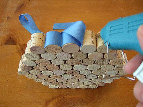 wine cork trivet                                                                                                                                                                                 More
