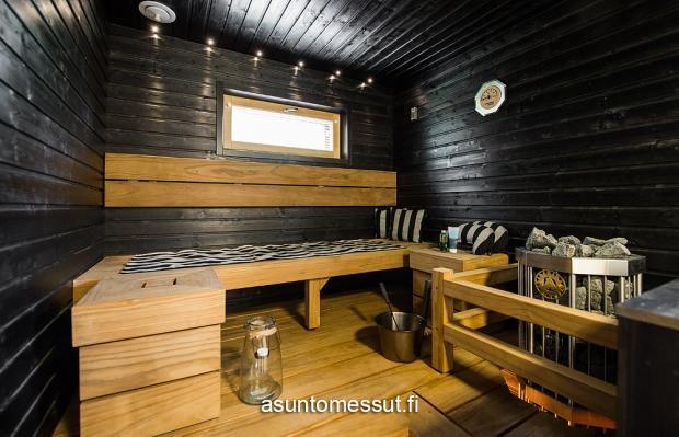 17 Hailuoto 177 - Sauna   Asuntomessut
