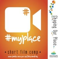 A film competition is not the usual method used by Council when calling on residents to express their opinion regarding where they live... until now!  The #myplace short film competition is about our community celebrating and/or sending Council a message about the place where they live 'audio visually'!  #myplace is open to everyone living in the Port Macquarie-Hastings local government area.  www.pmhc.nsw.gov.au/myplace to enter