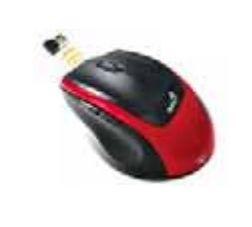 #Raton Optico Inalambrico Genius DX-7100 1200 DPI Rojo  en  http://www.opirata.com/raton-optico-inalambrico-genius-dx7100-1200-rojo-p-9822.html