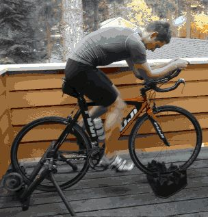 When a triathlete is in their off season several months away from a triathlon, the goal is to build a solid foundation of fitness to build race specific speed f