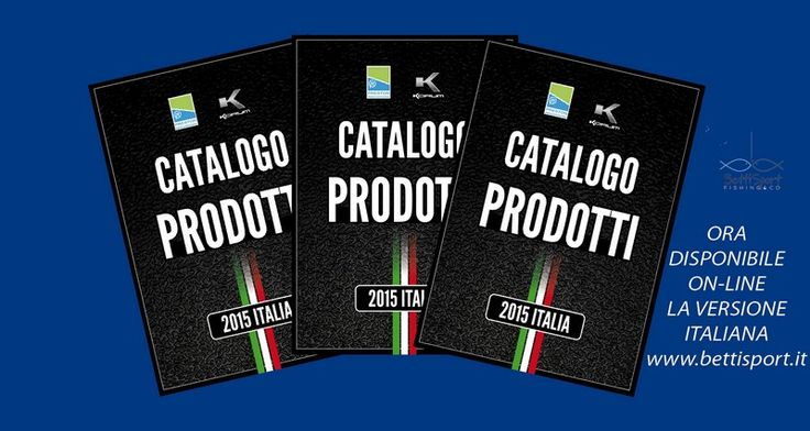 E' disponibile da oggi il catalogo italiano 2015 dei marchi Preston Innovations, Korum e Avid Carp sul sito di Betti Sport, distributore italiano