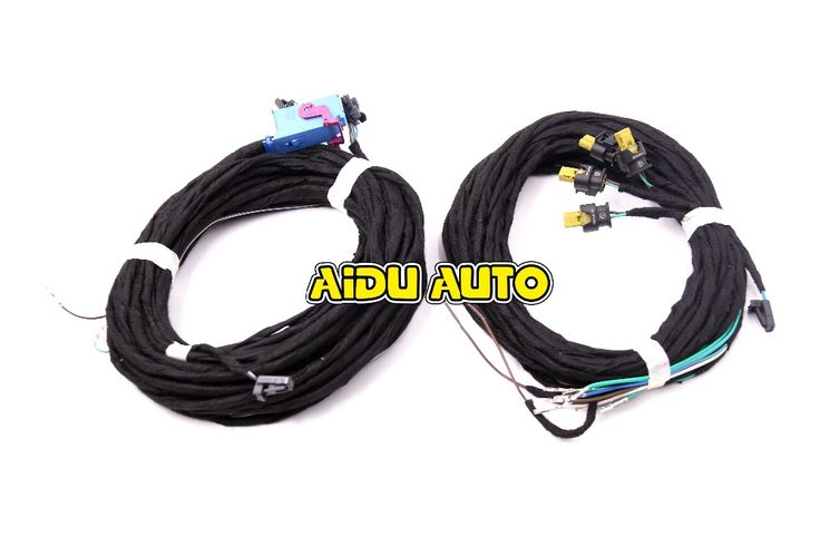 Keyless Entry Kessy system cable Start stop System harness Wire Cable For Audi A4 B9 Q5 A5