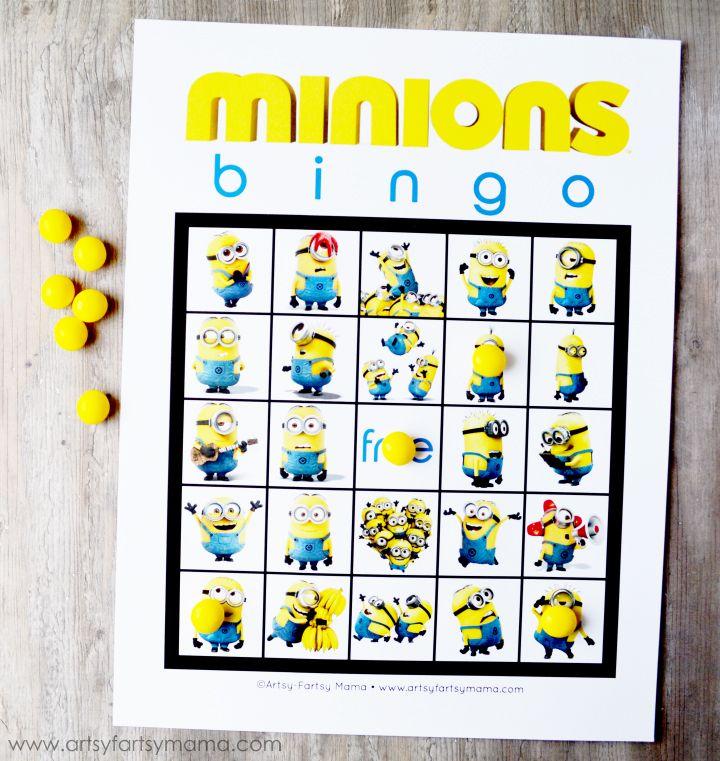 bingo spielen kindergeburtstag