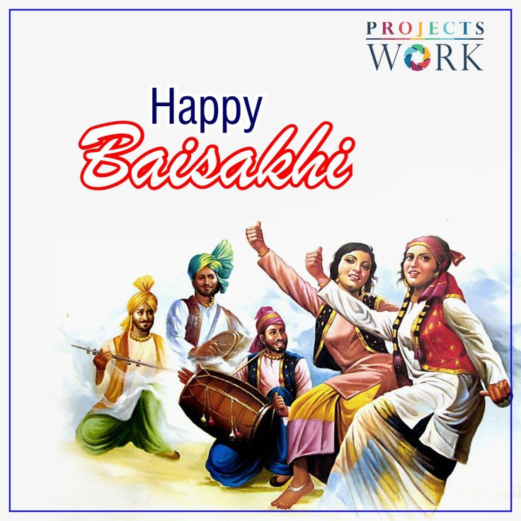 May you come up as #bright as #sun, as #cool as #water & as #sweet as #honey. #ProjectsWork Wishing you A Happy Baisakhi
