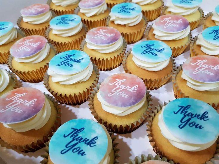 Edible print cupcakes box of 12 edible printing