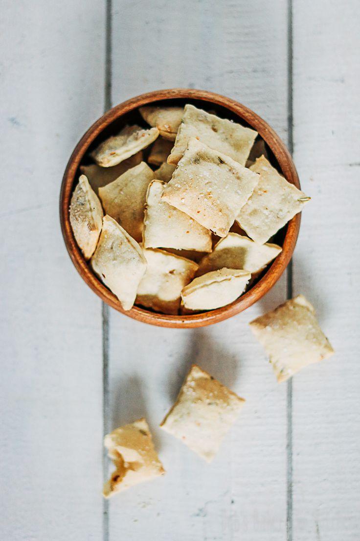 Deze hartige koekjes doen het goed bij de borrel of als snack tussendoor!