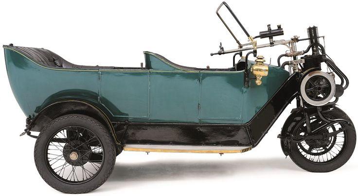1912 CYKLON 6-HP CYKLONETTE