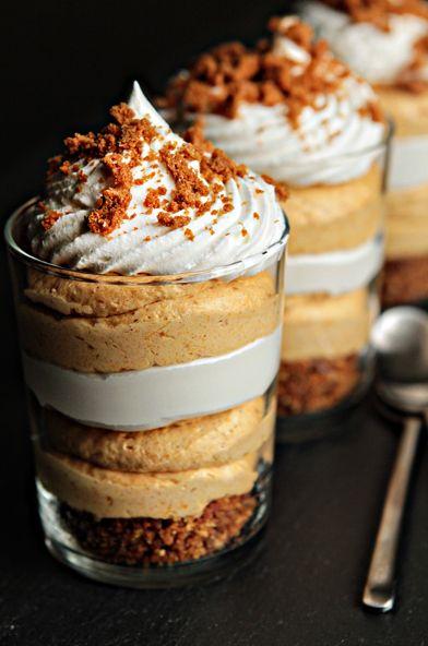 86. Pumpkin Cheesecake Trifles | Community Post: 101 Pumpkin Recipes From Drinks To Dessert