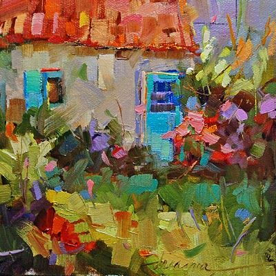 155 Best Images About Palette Knife Painting On Pinterest