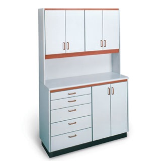 All In One Freestanding Exam Room Cabinets From Pilgrim Medical Equipment 29